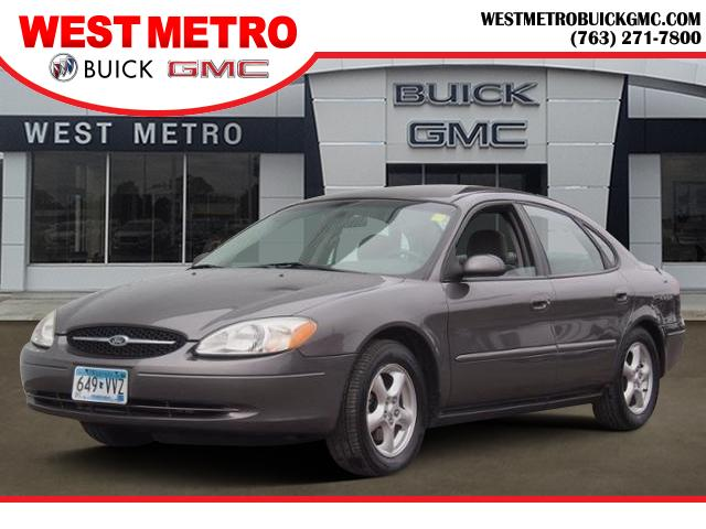 Pre Owned 2003 Ford Taurus Ses Standard