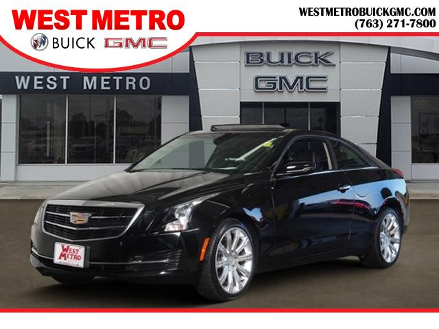 Pre Owned 2015 Cadillac Ats Coupe Standard Awd 2dr Car For Sale In