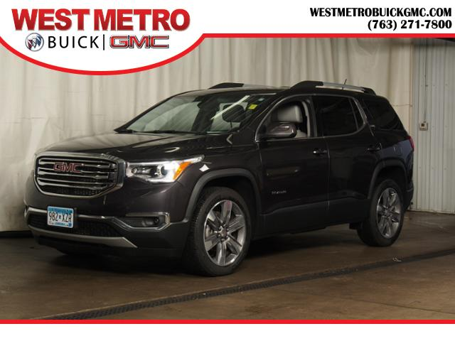 Pre Owned 2017 Gmc Acadia Slt Sport Utility For Sale In Monticello