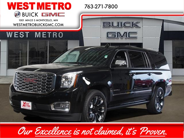 Gmc Yukon Xl For Sale >> New 2020 Gmc Yukon Xl Denali With Navigation 4wd