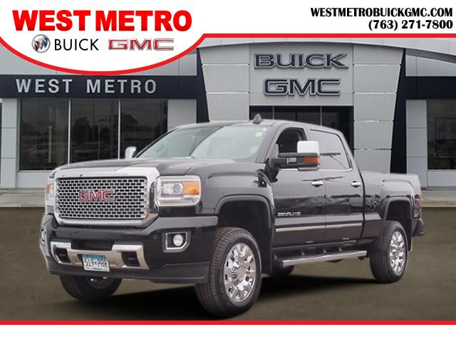 Pre Owned 2015 Gmc Sierra 2500hd Denali Crew Cab Pickup For Sale In