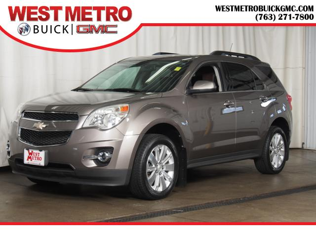 Beautiful Pre Owned 2010 Chevrolet Equinox LT W/2LT