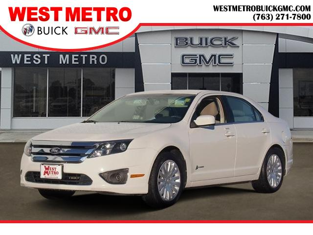 Pre-Owned 2012 Ford Fusion Hybrid