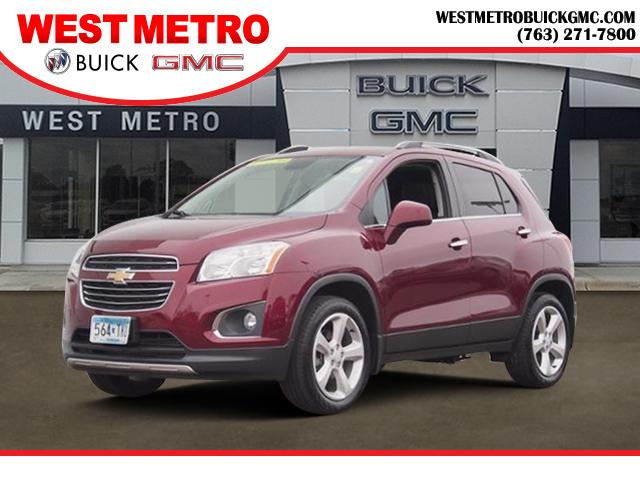 Pre Owned 2016 Chevrolet Trax Ltz Sport Utility For Sale In