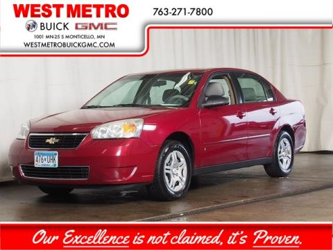Pre-Owned 2006 Chevrolet Malibu LS