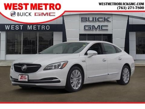 Pre-Owned 2018 Buick LaCrosse 4dr Sdn Essence FWD FWD 4dr Car