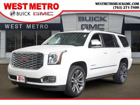 New 2019 GMC Yukon