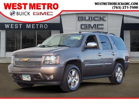 Pre-Owned 2013 Chevrolet Tahoe 4WD 4dr 1500 LTZ 4WD