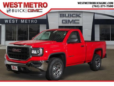 New 2018 GMC Sierra 1500 Base 4WD