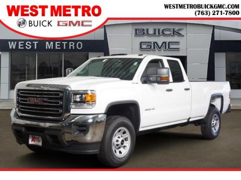 New 2019 GMC Sierra 2500HD Base 4WD