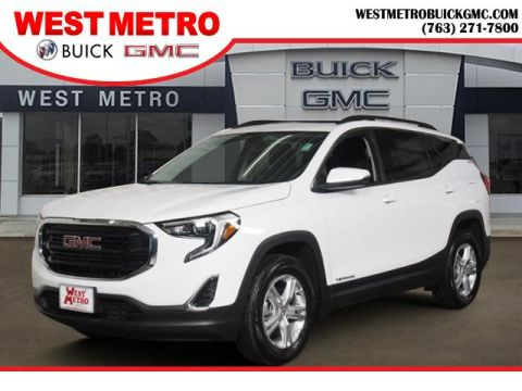 New 2018 GMC Terrain SLE AWD