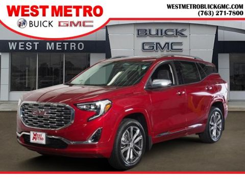New 2018 GMC Terrain