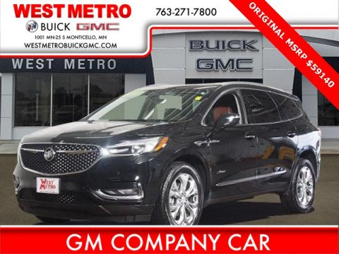 Certified Pre-Owned 2019 Buick Enclave Avenir
