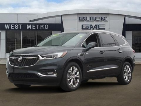 Certified Pre-Owned 2018 Buick Enclave AWD 4dr Avenir AWD