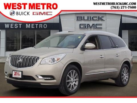 Pre-Owned 2015 Buick Enclave FWD 4dr Leather FWD Sport Utility