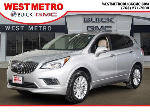 New 2018 Buick Envision Preferred FWD SUV