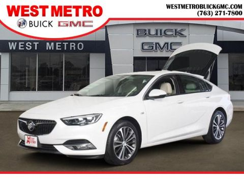 New 2018 Buick Regal