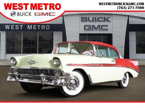 Pre-Owned 1956 Chevrolet Bel Air RWD 2dr Car